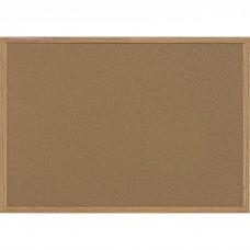 Corkboard Earth-It! W/Mdf Frame 2X3 Brown Bvcsb0420001233