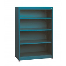 Bookcase Steel Sandusky Lee Radius Edge 36Wx18Dx52H Specify Color
