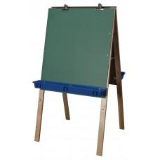 Kit Easel Adjustable With Chalkboard Panels