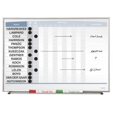Board - In/Out - Matrix - 23X16 - Qrt33704