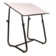 Tech Drafting Table In Black