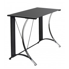 Monterey Desk In Black / Black
