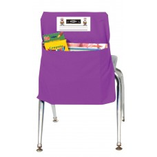 Seat Sack Small 12 In Purple