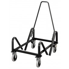 Cart 4040 Series Hd Olson Stacker For Stacking Chairs Holds 40 Stack Chairs Black Each