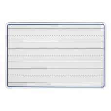 Student Board Dry Erase Lined 12X18 School Smart Pack Of 30