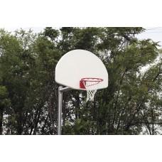 Backboard Basketball Adj Backstop 3.5Ind