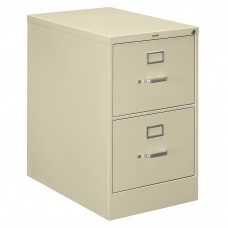 File Legal 2-Drawer Putty Honh322Cl