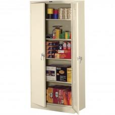 Cabinet Storage Deluxe 78Hx36Wx24D Putty Tnn7824Py