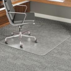 Chairmat Executive Bev Edge 60X60 Lip-30X10 Clr Defcm17723
