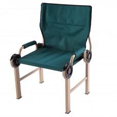Chair - Disc-Chair Portable Camp Chair -1000Lb Capacity - Green