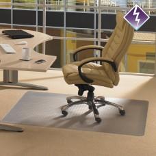 Chairmat Anstc 36X48'' Lip Flr319226Lv