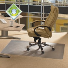 Chairmat Rcy 48X60'' Rec Sp Flreco114860Ep