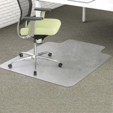 Chair Mat - Environmat - Studded - 46X60 W/25X12 Lip