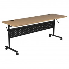 Table  Lorell Flipper 72 Lorell Furniture Tables Training Flipper Training Tables