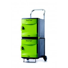Tech Tub2® Trolley - holds 10 devices