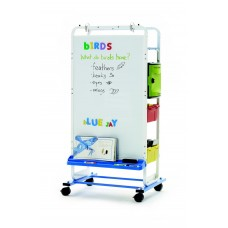 Tech Tub2® Dual Duty Teaching Easel - holds 6 devices