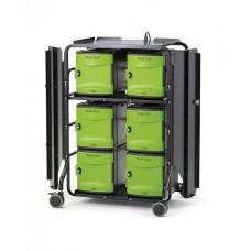 Tech Tub2® Premium Cart - holds 32 devices