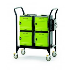 Tech Tub2® Modular Cart - holds 24 devices