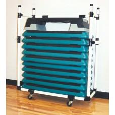 Health Club Step cart