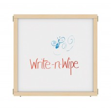 """KYDZ Suite® Panel - A-height - 36"""" Wide - Write-n-Wipe"""