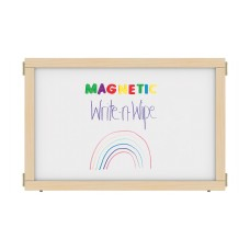 "KYDZ Suite® Panel - T-height - 36"" Wide - Magnetic Write-n-Wipe"