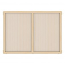 """KYDZ Suite® Panel - A-height - 48"""" Wide - Plywood"""