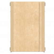 """KYDZ Suite® Accordion Panel - A-height - 24"""" To 36"""" Wide - Plywood"""