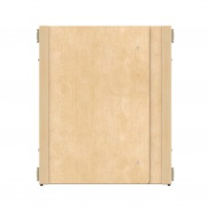 """KYDZ Suite® Accordion Panel - E-height - 24"""" To 36"""" Wide - Plywood"""
