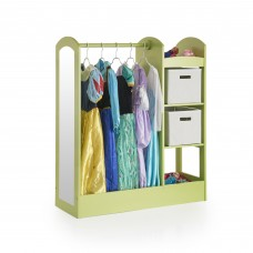 See and Store Dress Up Center - Light Green