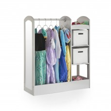 See and Store Dress Up Center - Grey