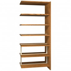 "84"" Double Face Shelving Adder"
