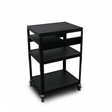 MV2642 Cart with 1 Pull-Out Front-Shelf