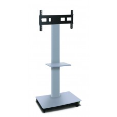 """Marvel Vizion TV/Monitor Stand and Mount with Equipment Shelf (holds 35"""" - 55"""" TV)"""