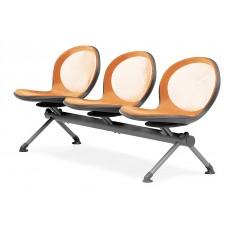 NET Series 3 Seat Beam, Orange