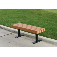 Trailside Bench - Cedar - 4 Foot