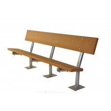 Madison Bench - Cedar - 6 Foot