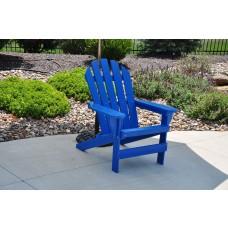 Cape Cod Adirondack Chair - Blue