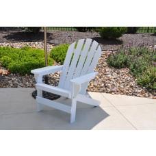 Cape Cod Adirondack Chair - White