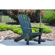 Seaside Adirondack Chair - Green