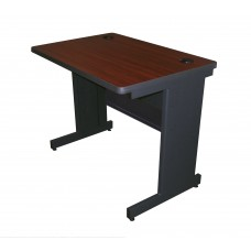Pronto School Training Table with Modesty Panel Back, 36W x 24D