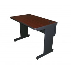 Pronto School Training Table with Lockable Raceway, 42W x 24D