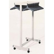 Junior Height Black Floor Rack