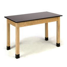 "Phenolic Top Science Lab Tables 24"" x 60"" x 36"""