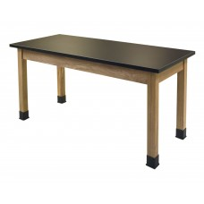 "Chem-Res Top Science Lab Table 24"" x 48"" x 30"""