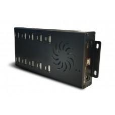 USB 10 Port Hub And Power Adapter Kit