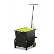 Tech Tub® Trolley with 1 Premium Tech Tub®: Holds Up To 10 Tablets