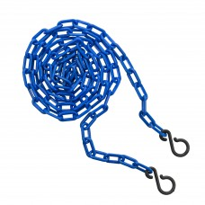 """2"""" 10' bag of chain - blue"""