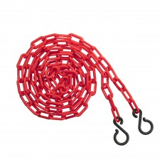 """2"""" 10' bag of chain - red"""