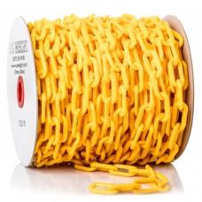 "2"" 125' bag of chain - yellow"