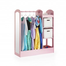 See and Store Dress Up Center - Pink